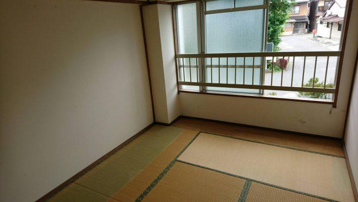 不用品回収_岡山市中区円山_寝室作業後
