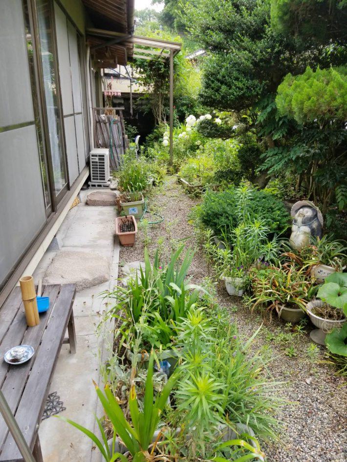 岡山市東区乙子_屋外清掃5