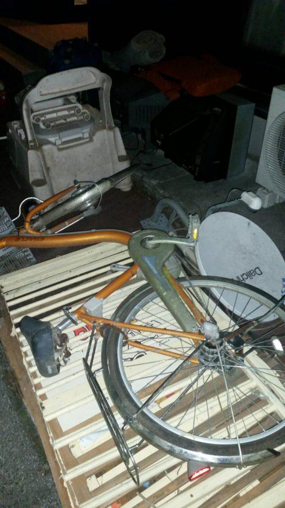 不用品回収_岡山市南区妹尾_自転車