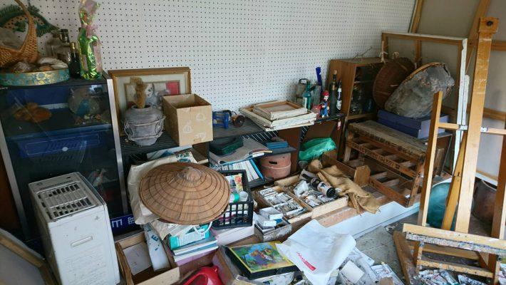 不用品回収_岡山市北区建部町市場_洋室