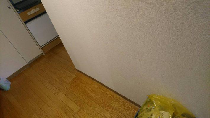 不用品回収_岡山市北区昭和町_片付けた後のキッチン