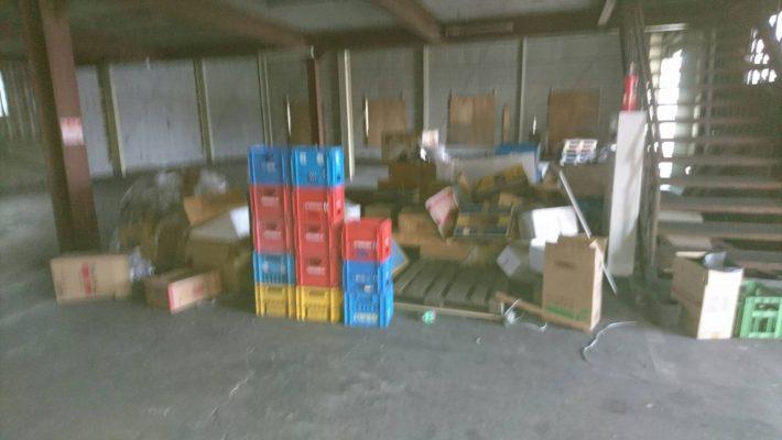 岡山市北区石関町_不用品回収_倉庫の粗大ゴミ2