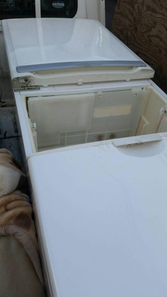 不用品回収_岡山市北区奉還町一丁目_洗濯機