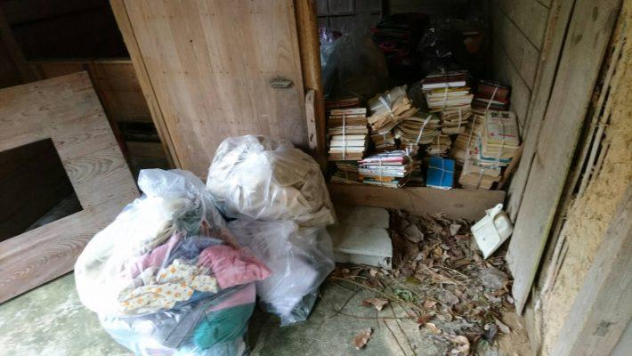 不用品回収_岡山市北区西古松_粗大ゴミ一式