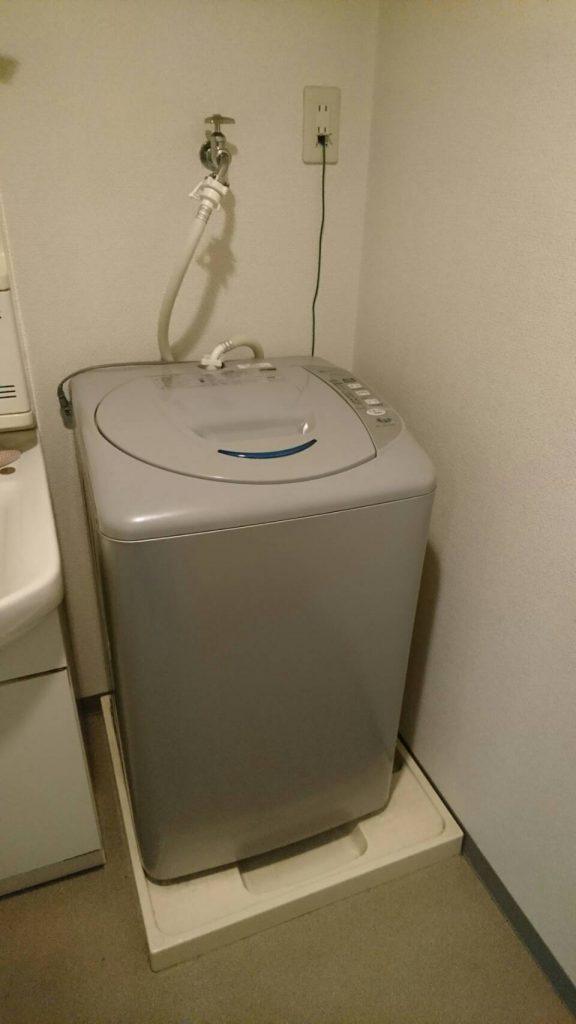 岡山市北区伊島北町_不用品_洗濯機