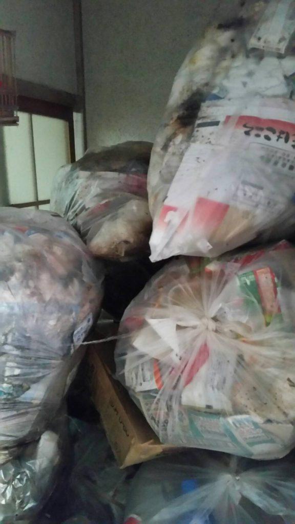 不用品回収_岡山市北区中仙道_紙類の粗大ゴミ