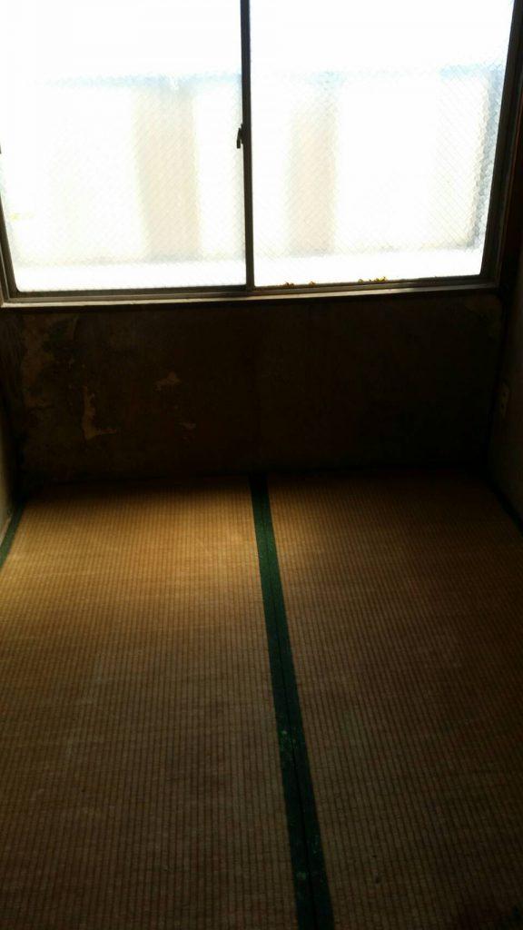 岡山市北区庭瀬_粗大ゴミ片付け_床の間片付け後